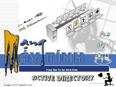 Mạng máy tính - Active directory